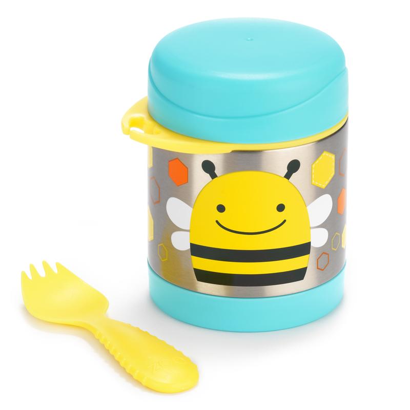 SKIP HOP ZOO CONTENEDOR COMIDA BEE