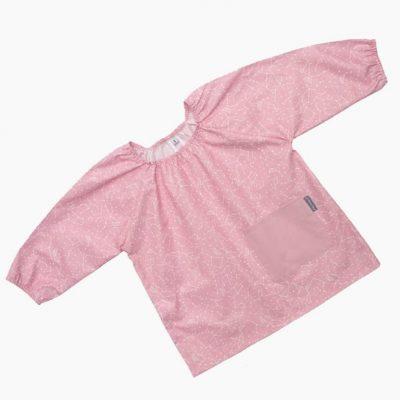 Bata goma Constelación Pink