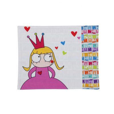 Servilleta Princesa