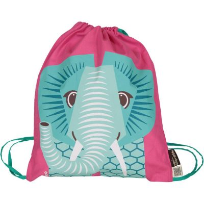 Rucksack MIBO Elephant Pink