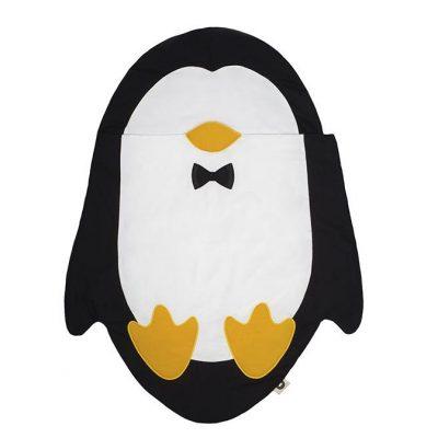Saco Pingüino Negro Invierno