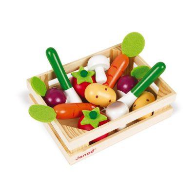 Caja de 12 verduras