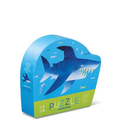 Puzzle Mini Shark 12 pc