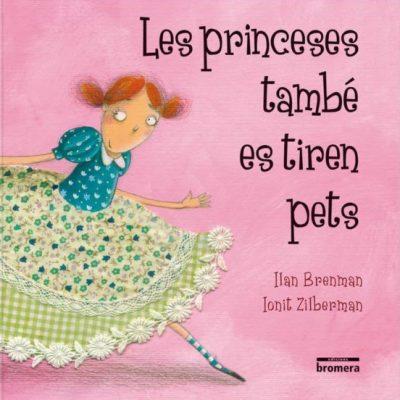 les princeses tambe es tiran pets