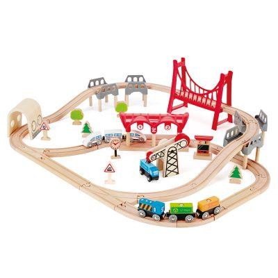 Circuito de Tren Double Loop
