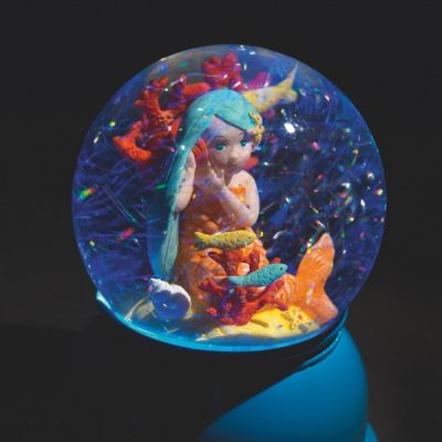 Lámpara Sirenita