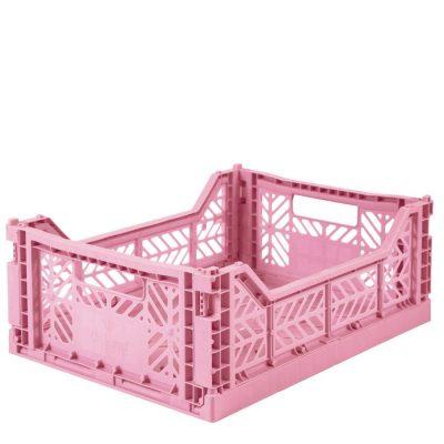 Caja Lillemor Mediana Baby Pink