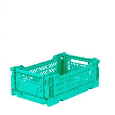 Caja Lillemor Plegable Mini Mint