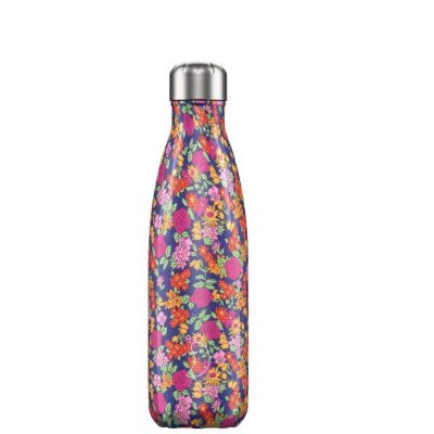 Botella Inox Rosas Salvajes 500ml