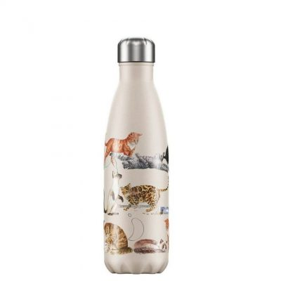 Botella Inox Cats Emma Bridgeswater 500ml