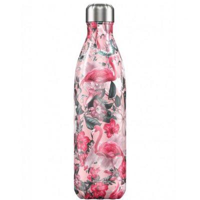 Botella Inox Edición Limitada Flamingos 750ml