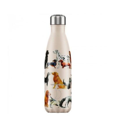Botella Inox Dogs Emma Bridgeswater 500ml
