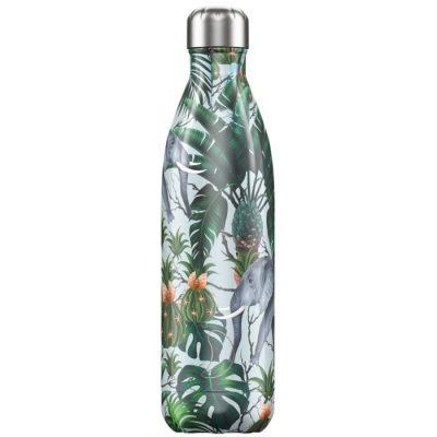 Botella Inox Tropical Elefantes 750ml