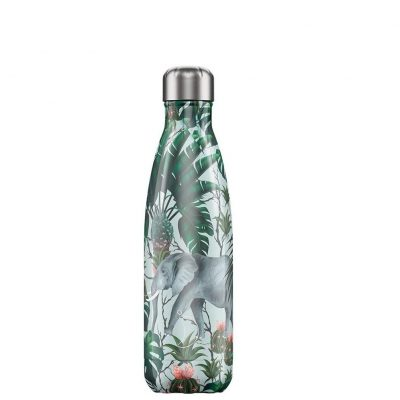 Botella Inox Tropical Elefantes 500ml
