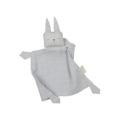 Doudou Animal Bunny Icy Grey
