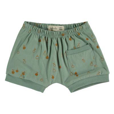 Shorts Apple Verde