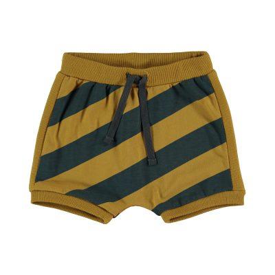 Shorts Twist Ocre