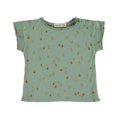 Camiseta M/C Apple Verde