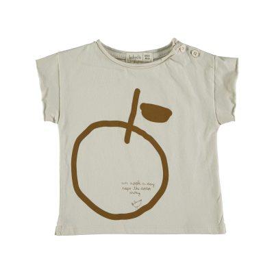 Camiseta M/C Big Apple Off White