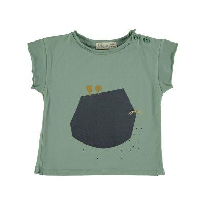 Camiseta M/C Swimmer Green