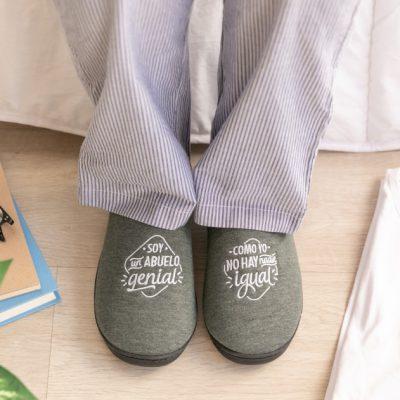 Zapatillas Soy un Abuelo Genial