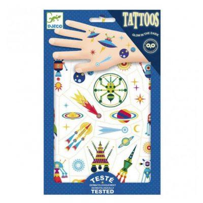 Tatuajes El Espacio