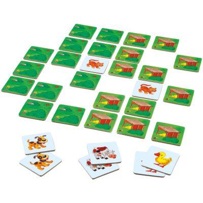 Mi primer Tesoro de Juegos La Gran Colección de Juegos de HABA ESP