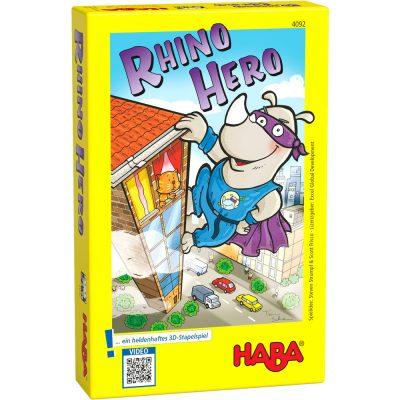 Rhino Hero ESP