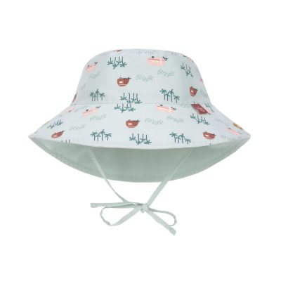 LSF Sun Protection Bucket Hat Caravan Mint