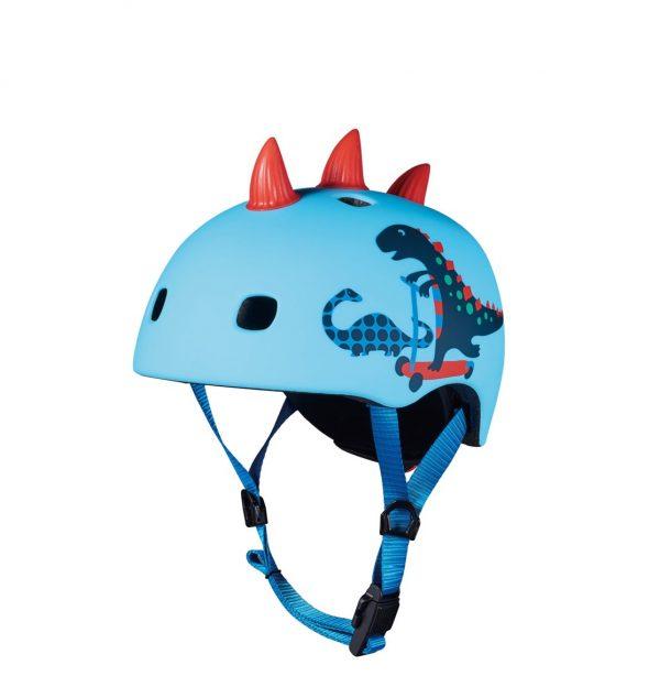 Casco Dinosaurio 3D Talla S