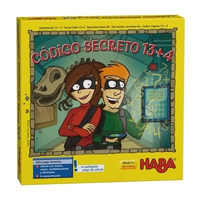 Código Secreto 13 + 4 ESP