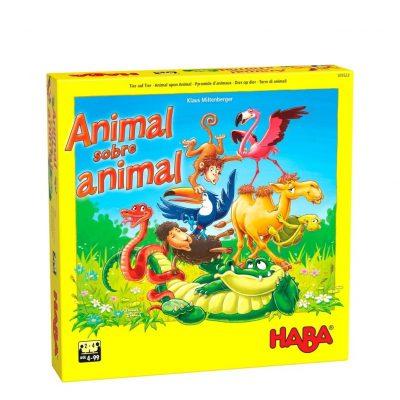 Animal Sobre Animal ESP