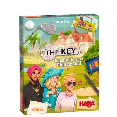 Con The Key-Asesinato en el Club de Golf, deberás investigar y recoger todas las pistas posibles para averiguar quien ha asesinado a tres de los socios del Club.