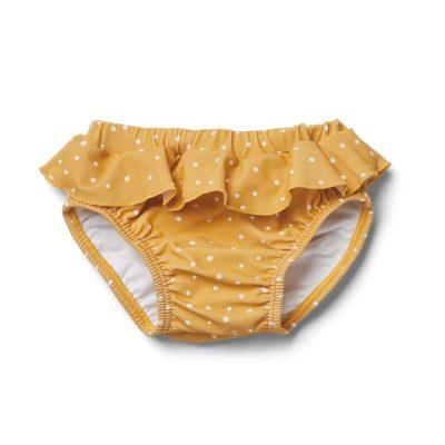 Elise Baby Swim Pants Confetti Yellow Mellow Mix