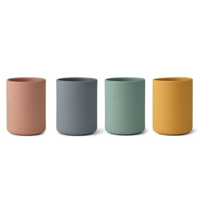 Ethan Cup 4 pack Rabbit Multi Mix