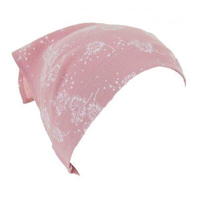 Pañuelo de Cabeza Rosa