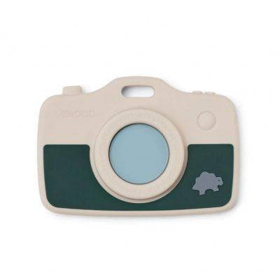 Steven Camera Dino Sandy Garden Green Mix