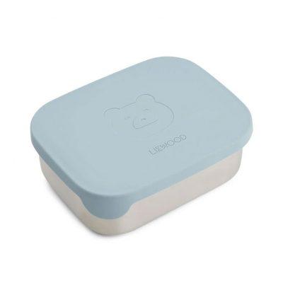 Arthur Lunchbox Mr Bear Sea Blue