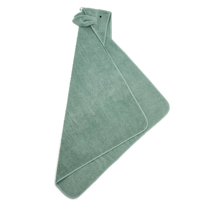 Augusta Hooded Towel Rabbit Peppermint