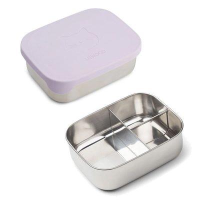 Arthur Lunchbox Cat Light Lavender