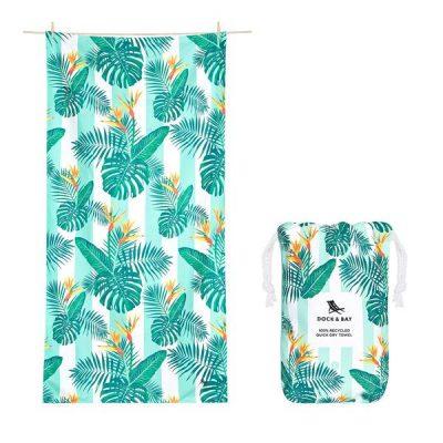 Toalla Dock & Bay Botanica Paradise - XL (2.00x0.90)