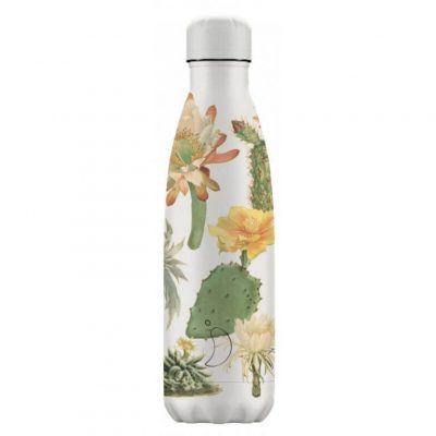 Botella Chillys Botánica Cactus 500 ml.