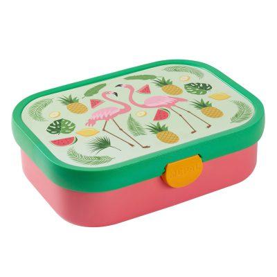 Lunch Box Midi Campus Tropical Flamingo