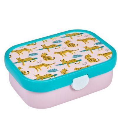 Campus Lunch Box Midi - Leopard