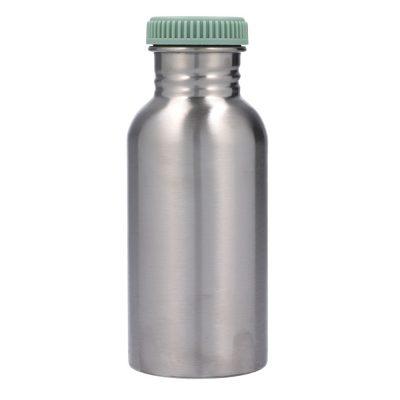 Botella Acero con Funda Dinosaurios 500 ml