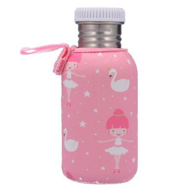 Botella Acero con Funda Bailarina 500 ml