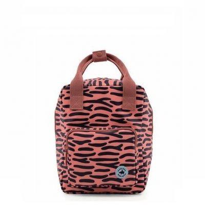 Studio Ditte by Rilla go Rilla Backpack Small Tiger Stripes